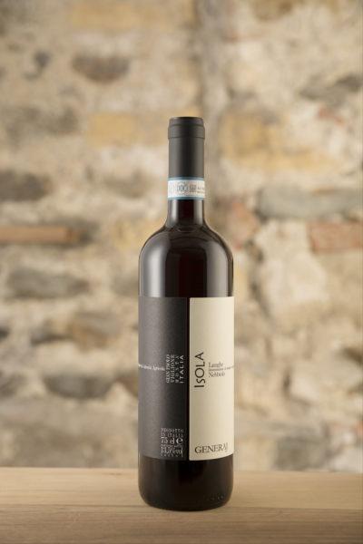Langhe Nebbiolo, Generaj, Piemont Wein