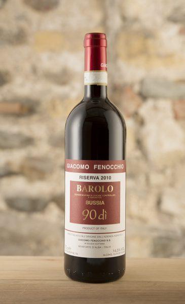 Barolo Riserva, Giacomo Fenocchio, Piemont Wein