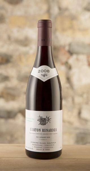 Corton Renardes, Michel Gaunoux, Burgund Wein