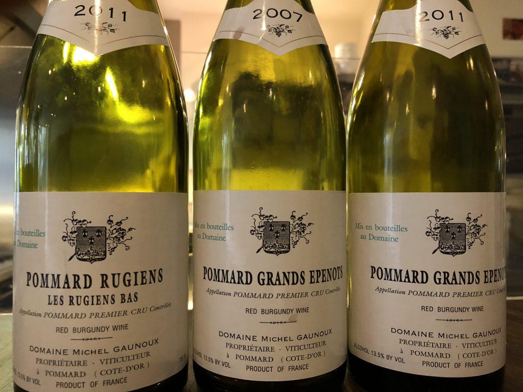 Meilleur pommard, Best Pommard, Burgunderwein