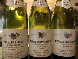 Meilleur pommard, Best Pommard, Burgund Wein