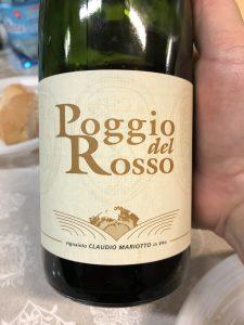 Claudio Mariotto, Wein Piemont