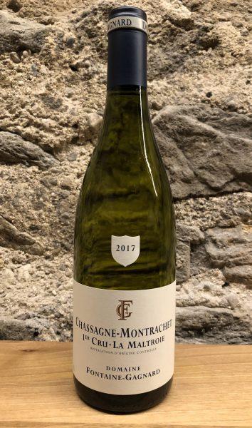 Fontaine Gagnard, Wein, Wein Solohturn, Burgund Wein