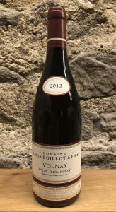 Louis Boillot, Volnay Les Angles, Burgund Wein, Volnay