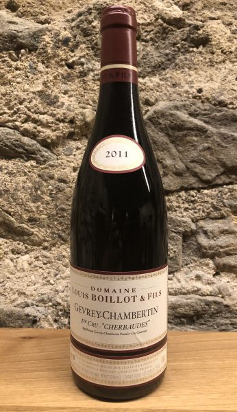 Louis Boillot, Gevrey Chambertin, Burgund Wein, Cherbaudes