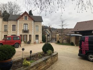 Louis Boillot & Fils, Burgund Wein, Gevrey Chambertin